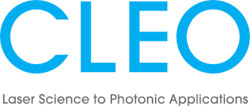 CLEO – Conference on Lasers and Electro-Optics