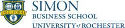 University of Rochester Simon School of Business - Technology Entrepreneurship