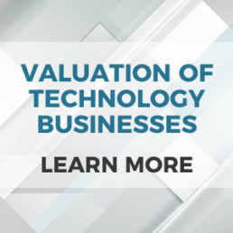Valuation of Technology Businesses Course