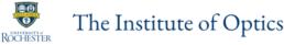 University of Rochester Institute of Optics